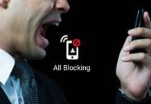 Dịch vụ chặn cuộc gọi ALL BLOKING của vinaphone