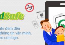 Dịch vụ Internet an toàn - Kidsafe