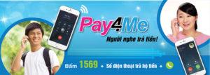 Dịch vụ người nghe trả tiền - Pay4Me