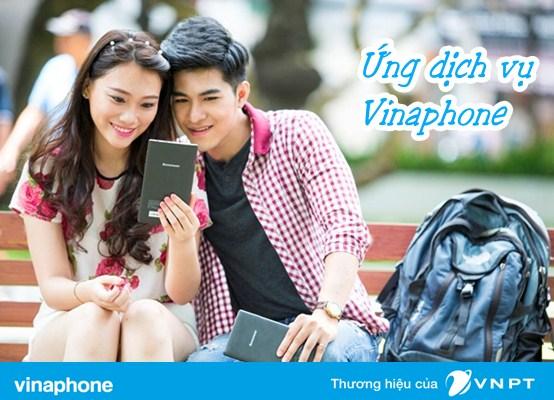 Tiện ích ứng dịch vụ của Vinaphone