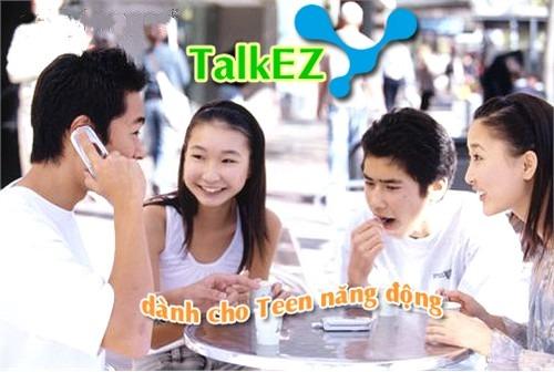 Gói cước TalkEZ vinaphone