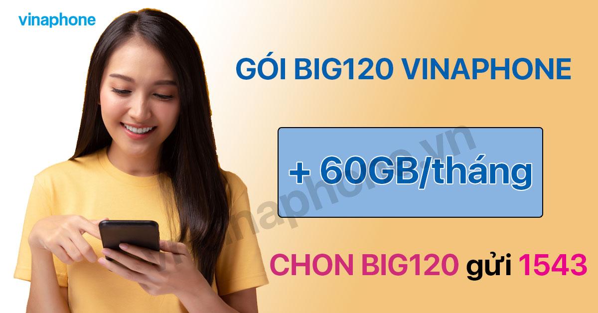 Gói BIG120 VinaPhone