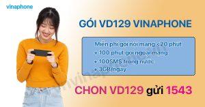 Gói VD129 VinaPhone