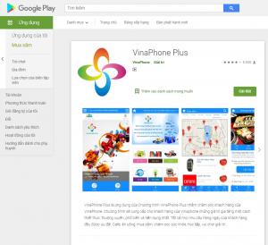 VinaphonePlus trên Google Play