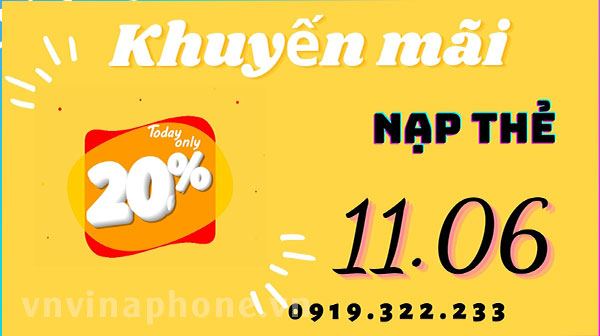 vinaphone-khuyen-mai-20-nap-the-11-06-2021