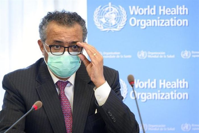 Tổng Giám đốc WHO Tedros Adhanom Ghebreyesus. (Ảnh: AP)